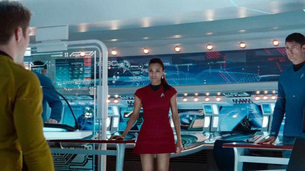 Uhura S New Star Trek Uniform Looks Great