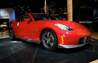 Illustration for article titled New York Auto Show: 2007 Nissan NISMO 350Z