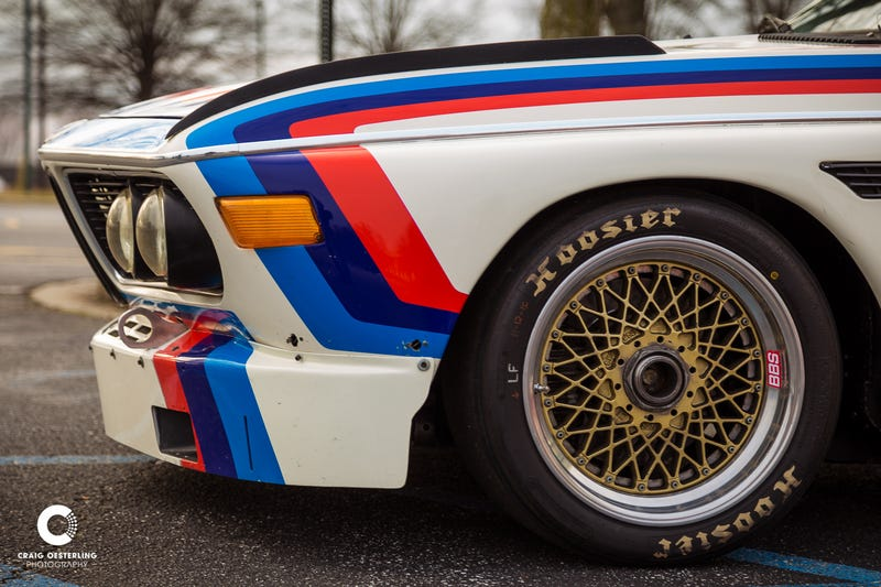Illustration for article titled Upstate SC C&C—BMW 3.5 CSL race car