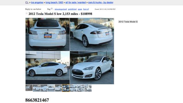 Overpriced Used Cars On Craigslist