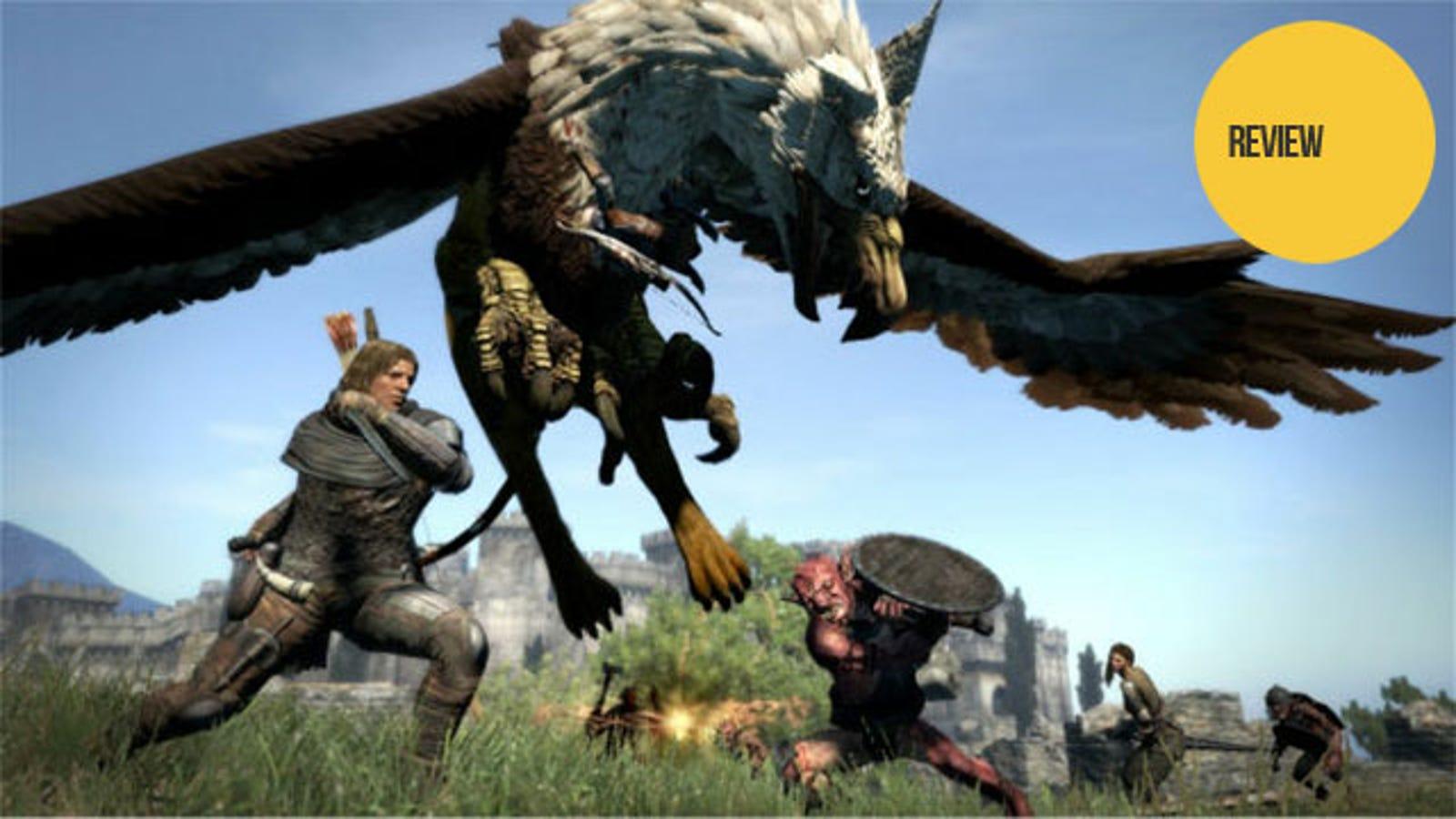 Dragon's Dogma: The Kotaku Review on