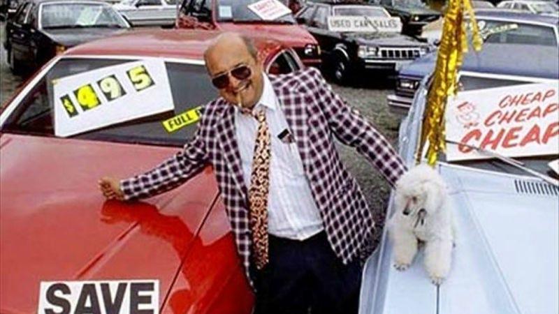 Illustration for article titled Las mentiras más comunes que te cuentan los vendedores de automóviles de segunda mano
