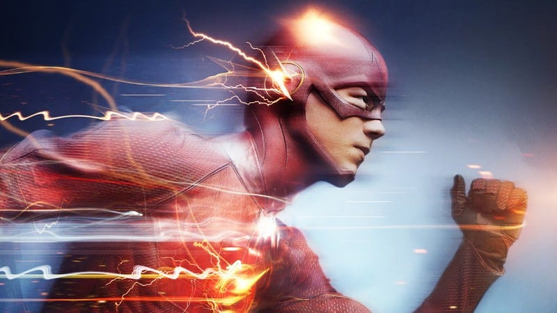 The Problem With 'The Flash': Why Doesn't Flash Have Bugs Splattered On His Face After Every Time He Runs Really Fast?