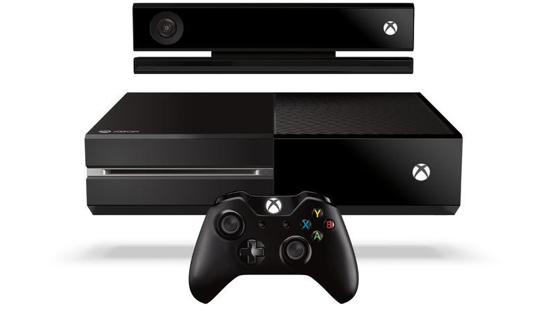 Illustration for article titled The Xbox One is like a linebacker in ballet shoes