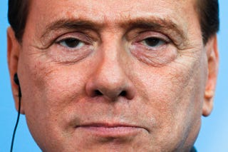 Illustration for article titled Berlusconi To Stand Trial For Sexual Sketchiness