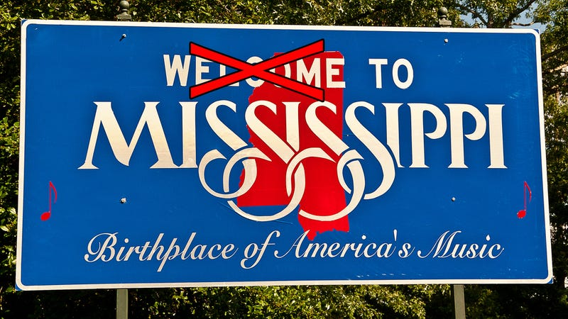 Illustration for article titled This is Why Mississippi is the Worst State for LGBT+ Rights