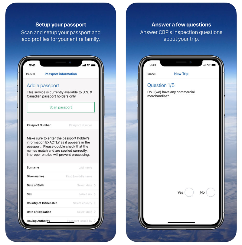 Use the Mobile Passport App to Breeze Through Customs