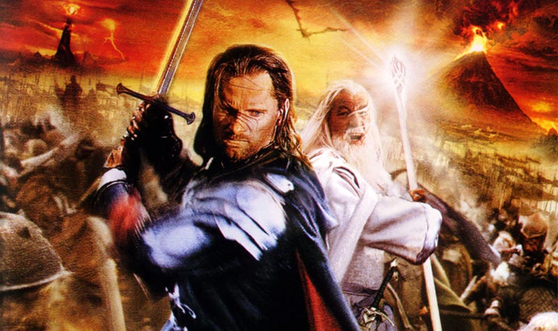 Illustration for article titled The Best Lord Of The Rings Video Games