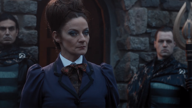 doctor who michelle gomez on the end of an era for missy