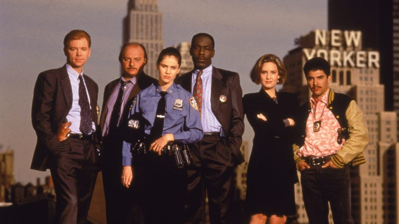 ABC moves forward with NYPD Blue sequel series about Sipowicz's son