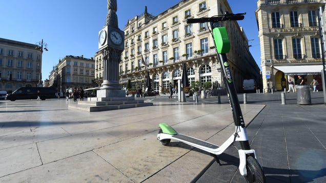 Lime and Bolt Abruptly Yank E-Scooters From Multiple Markets Across the U.S.