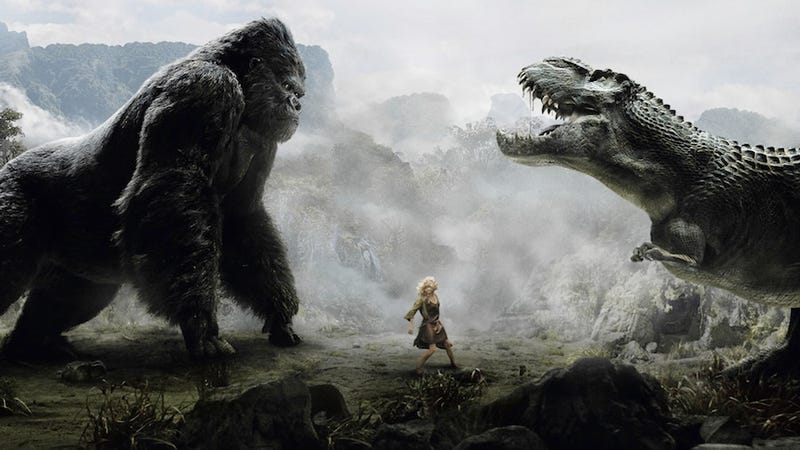 Illustration for article titled Holy Shit, We Just Saw A Teaser For A New King Kong Movie!