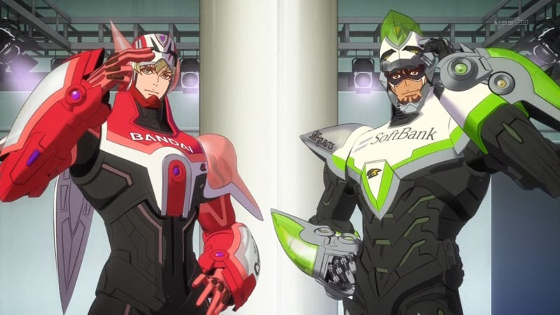 Illustration for article titled The Live-Action Tiger and Bunny Film Just Got a Screenwriter
