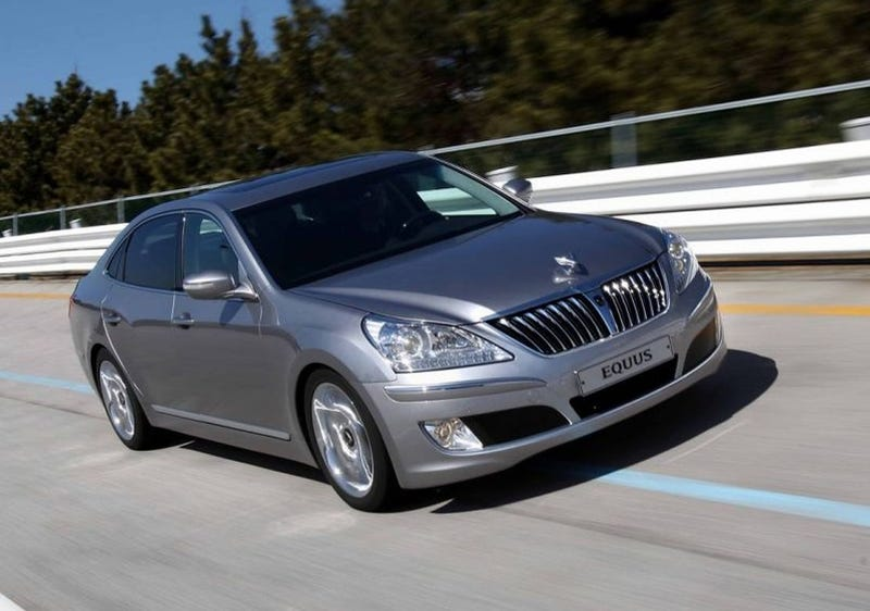 Hyundai Equus Hits Korean Dealers With Cheaper Pricetag