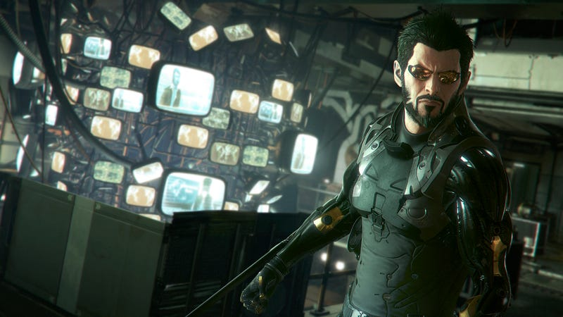 Illustration for article titled The Next Deus Ex Launches in February