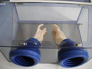 Illustration for article titled Glove Box