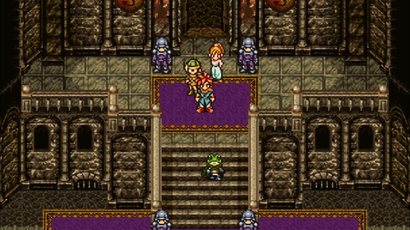 Illustration for article titled Chrono Trigger PC Will Get Patched To Add The Original Graphics