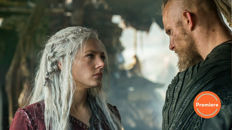 Vikings' fifth season returns roaring with unfocused rage