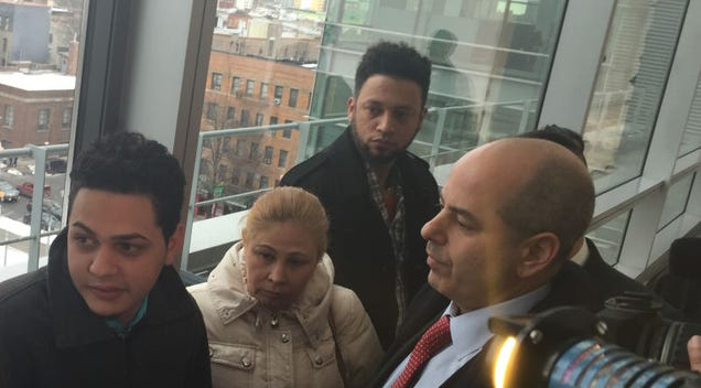 Bronx DA to Drop All Charges Against Enger Javier, After Years in Rikers and on House Arrest