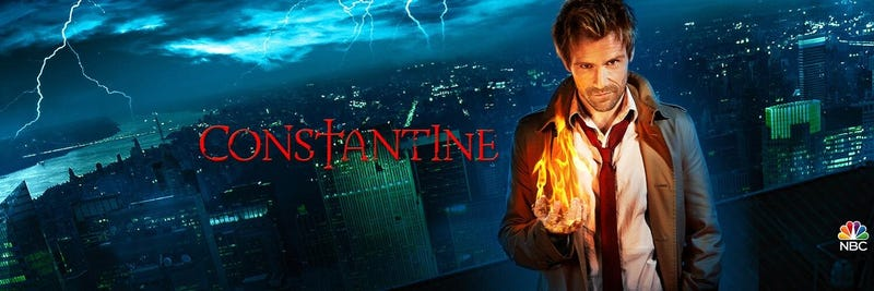 Illustration for article titled First Look at NBC's Constantine