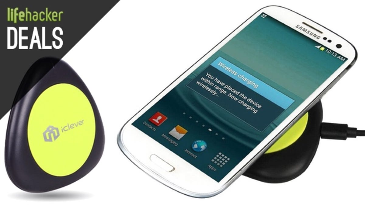 Stock Up On Wireless Charging Pads, Vacuum-Seal Food, and