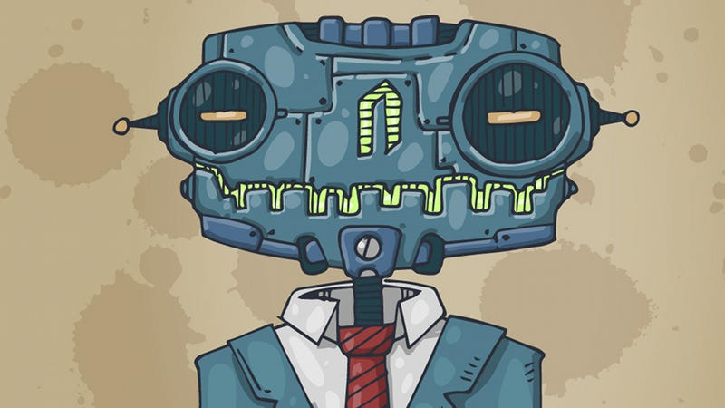Illustration for article titled This Artificially Intelligent Boss Means the Workplace Will Never Be the Same