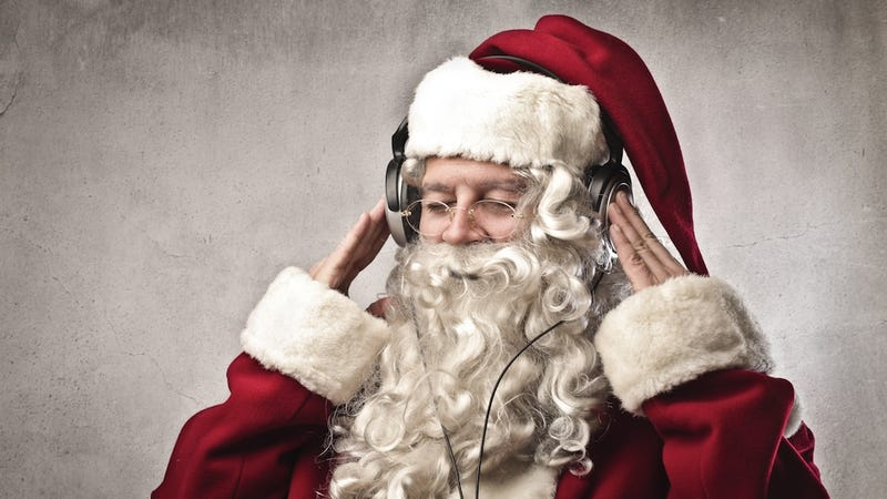 Radio Station Begins Playing Christmas Music 24/7