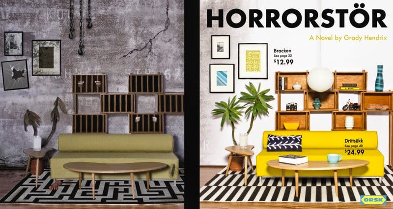 Illustration for article titled The Horror Story Set in an IKEA Could Be Dementedly Awesome TV Show
