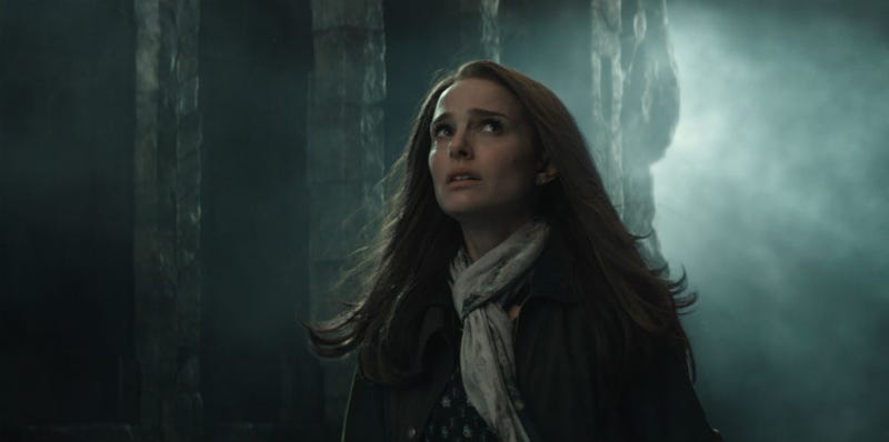 An image of Natalie Portman in Thor: The Dark World. No official photos of Annihilation have been released yet. Image: Disney