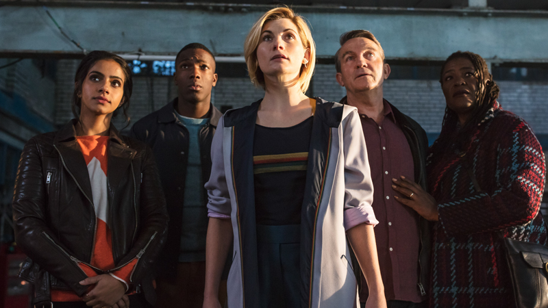 It's time—god, finally, it's time—to meet the new Doctor and her friends.