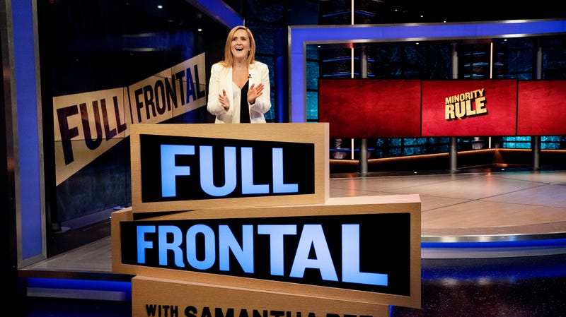 Illustration for article titled If Samantha Bee has time for two Full Frontals this week, you have time to vote