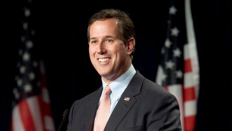 Illustration for article titled Candidate Profile: Rick Santorum
