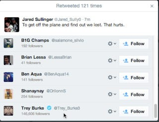 Illustration for article titled Jared Sullinger Gets Sad About Ohio State Losing, Trey Burke Rubs It In
