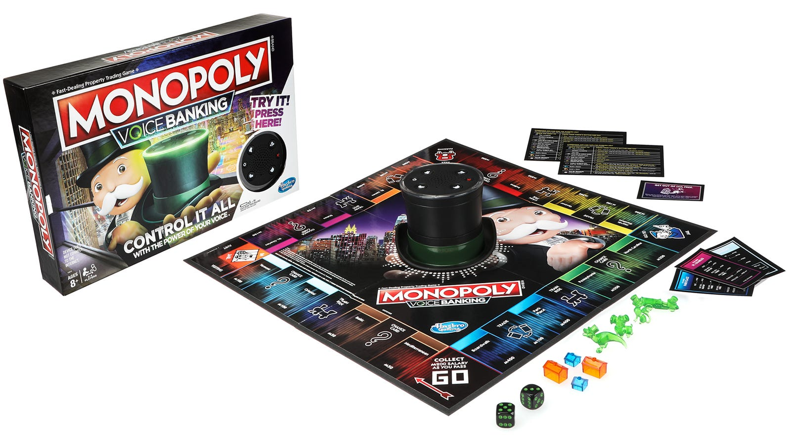 The New Monopoly Has a Voice Controlled AI Banker That Will Never Cheat