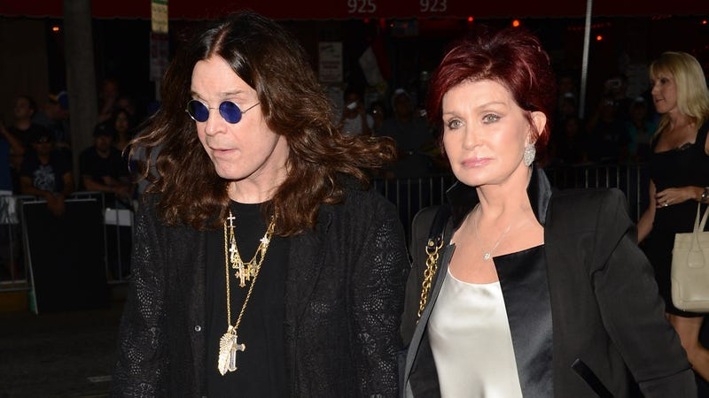 Illustration for article titled Sharon Osbourne Says She 'Didn't Realize' Ozzy Was Abusing Prescription Drugs
