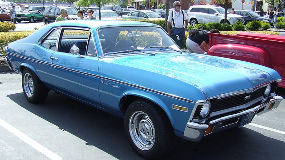 Cheap Old Muscle Cars >> Ten Classic Cars For Under 5 000