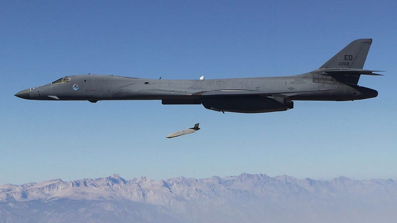 Illustration for article titled This Stealth Missile Will Use EMPs To Cripple Enemy Electronics