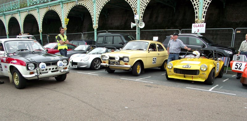 Illustration for article titled The Brighton Speed Trials are brilliant :)