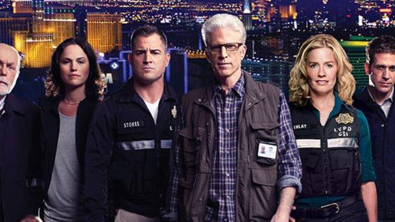 CSI (Image by: CBS)