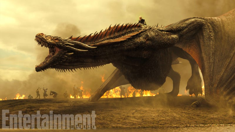 Imágenes: Entertainment Weekly / HBO