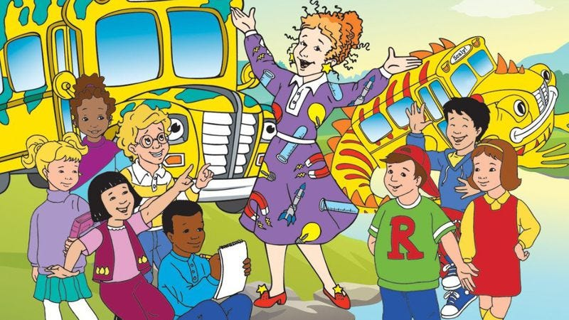 Illustration for article titled Netflix soups up The Magic School Bus for new generation unimpressed by non-bus-related science