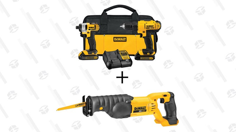 Up to 45% off Select DEWALT Power Tools and Accessories | Home Depot