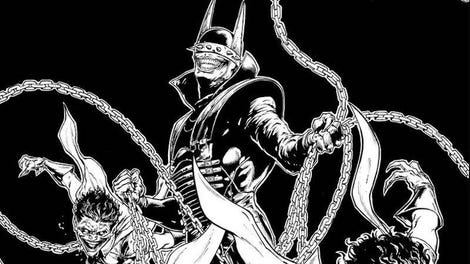 The Batman Who Laughs Is One Of Dc S Most Gruesome And