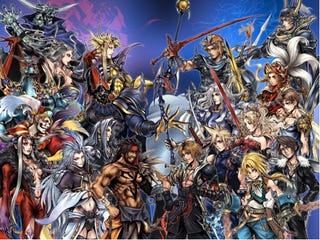 Illustration for article titled Square Enix Will Do Its Best For Final Fantasy Dissidia Sequel