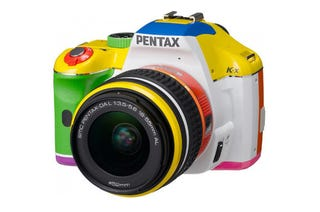 Illustration for article titled Rainbow Pentax K-x Is Some Sort of Culmination