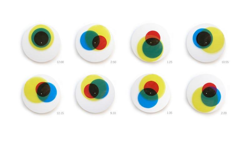 Illustration for article titled Organization Freaks Will Love This Venn Diagram Clock