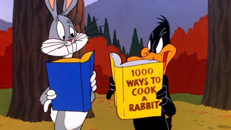 """Rabbit Fire,"" Loony Tunes (Screenshot: YouTube)"