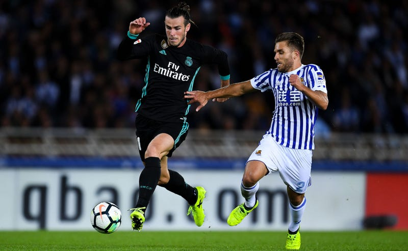 Real Madrid coach Zidane launches passionate Bale defence: Let him relax