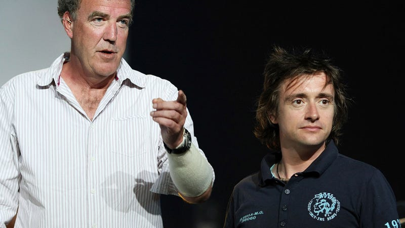 Illustration for article titled Richard Hammond Hints At A Possible Return To American Screens