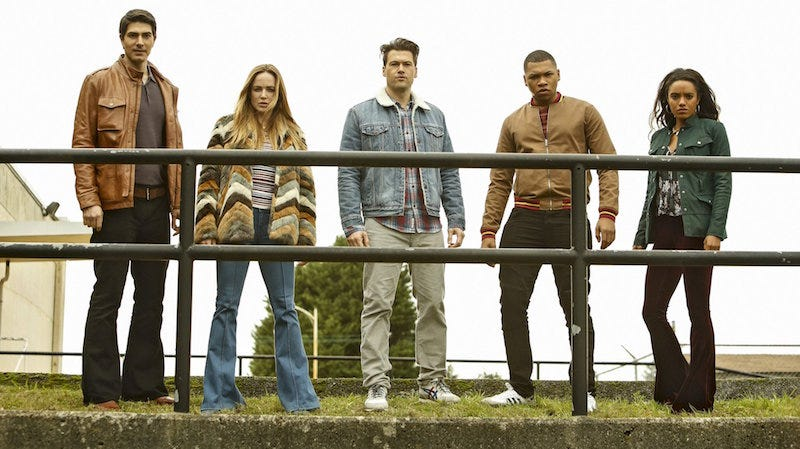 Why Legends of Tomorrow's Second Season Was Such a Triumph